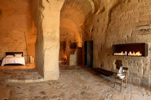 Where to sleep in Matera