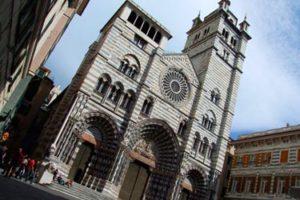 San Lorenzo's Cathedral in Genoa