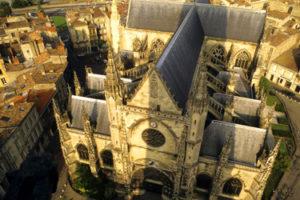 Basilique Saint Michel in Bordeaux