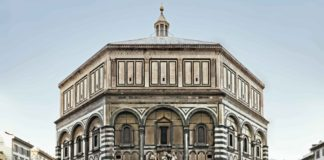 Battistero di San Giovanni in Florence