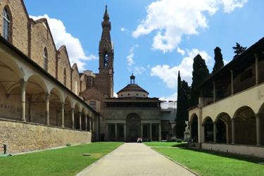 Cappella dei Pazzi – The Pazzi Chapel