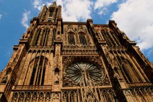 Cathédral Notre Dame in Strasbourg