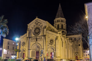 Churches of Nîmes