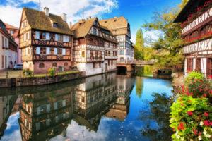 La Petite France in Strasbourg