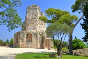 La Tour Magne in Nîmes