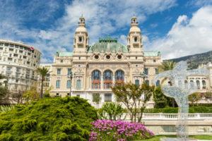 Le Grand Théâtre de Monte Carlo