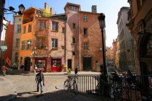 Le Vieux Lyon – The old town
