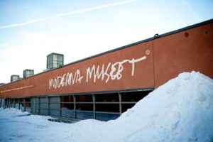 Moderna Museet in Stockholm