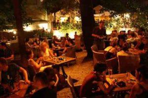 Nightlife in Krakow