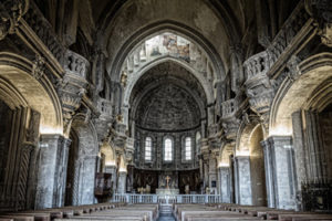 Notre Dame des DomsCathedral in Avignon