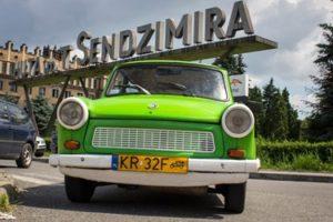 Nova Huta in Krakow