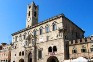 Palazzo dei Capitani del Popolo in Ascoli Piceno