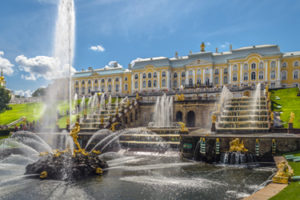 Peterhof Complex in St. Petersburg