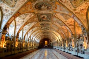 Residenz, the Royal Palace of Munich