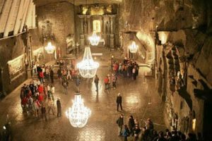 Salt Mines in Krakow