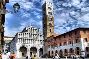 The Cathedral of Lucca
