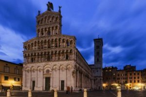 The Churches of San Michele and San Frediano