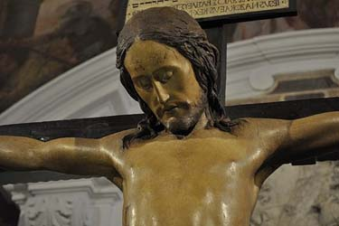 The Crucifix by Michelangelo