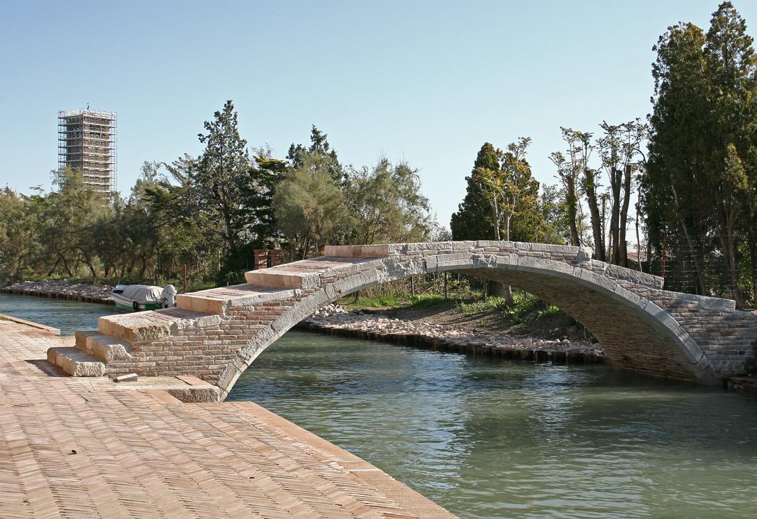 The Devil's Bridge at Torcello