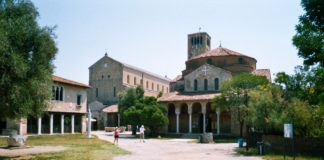 The Island of Torcello in Venice
