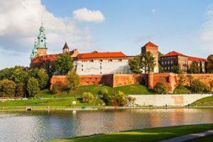 The Krakow Castle